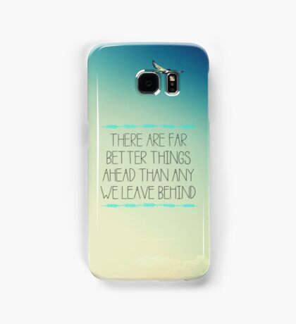 Better Things Samsung Galaxy Case/Skin
