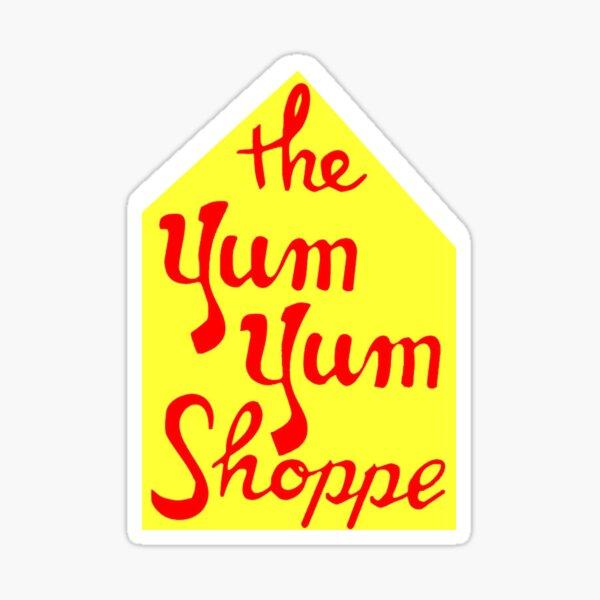The Yum Yum Shoppe Sticker