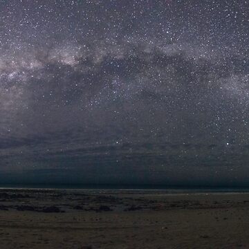 cable beach milky way  by Elliot62