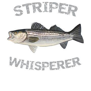 Striper Whisperer | Striped Bass | Striper by blueshore