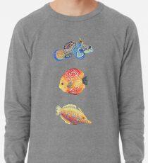 Water Colors Lightweight Sweatshirt