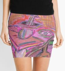 cynical solution Mini Skirt