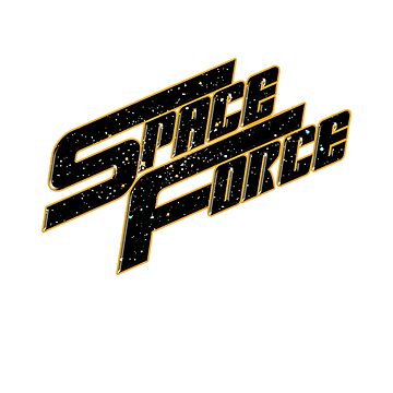 Space Force Trump by scallies55