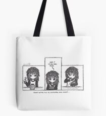 Peanut Butter is life Tote Bag