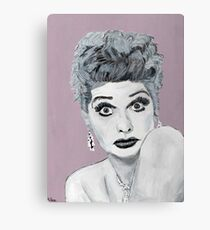 Love for Lucy Canvas Print