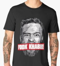 "Conor Mcgregor ""Fook Khabib"" Men's Premium T-Shirt"