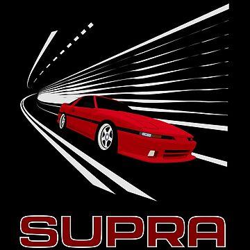 Supra Mk3 by AutomotiveArt