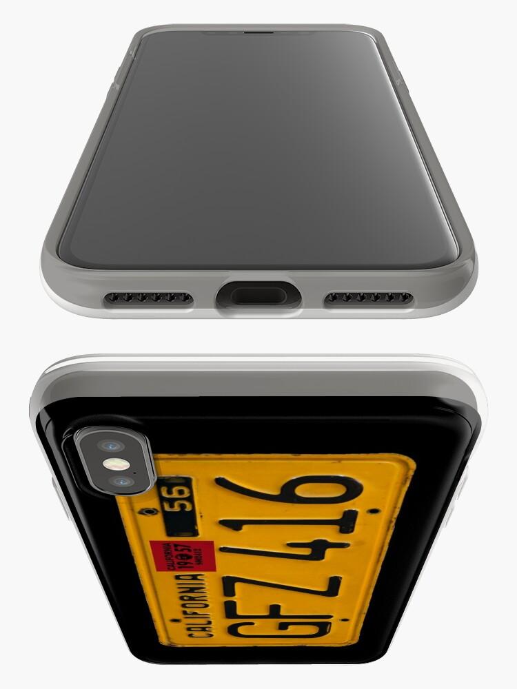 Alternative Ansicht von Der Goldene Staat '56 iPhone-Hüllen & Cover