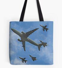 Queens Birthday Flypast 3 - London 15.06.2013 Tote Bag