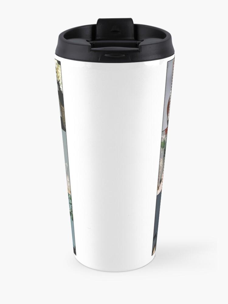 Alternate view of Designing women Travel Mug