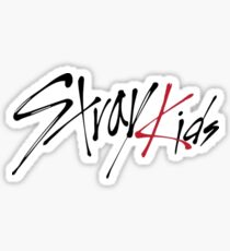 Stray Kidz Sticker