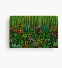 Paper Jungle Canvas Print