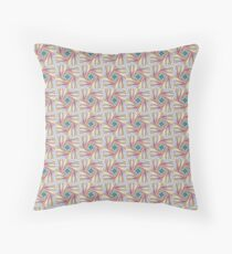 colorful abstract art explode seamless repeat pattern Floor Pillow