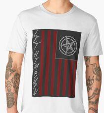 American Satan - Let Him Burn Men's Premium T-Shirt
