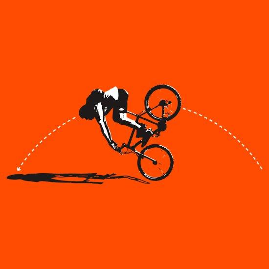 TShirtGifter presents: twisted wheels: crash