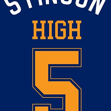 STINSON HIGH 5 by freakysteve