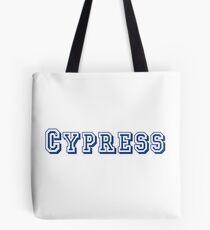 Cypress Tote Bag