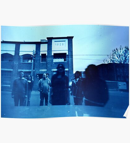 cropped pinhole day Poster