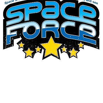 SPACE FORCE 02 - America's Best Space Defense! by RibMan