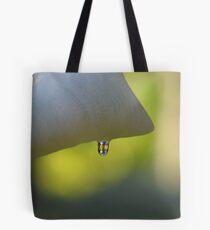 Tear Drop Tote Bag