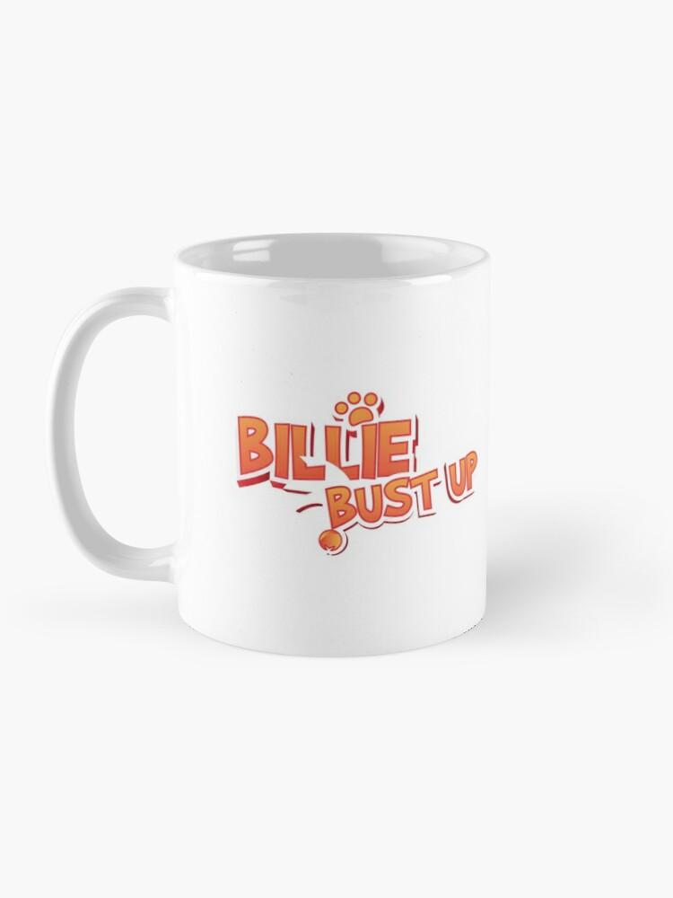 Alternate view of Billie (Billie Bust Up) [BBU] Mug
