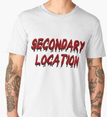 Secondary Location Men's Premium T-Shirt