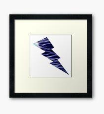 Bring on the Thunder Framed Print
