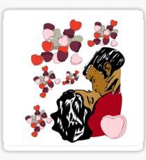 Sweetheart Couple Sticker