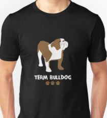 Team Bulldogge Slim Fit T-Shirt
