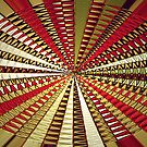 Autumn Wheel by Sue Cotton