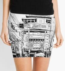 Minifalda Yokohama - ciudad de China