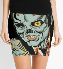 Hell to the King Mini Skirt