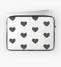 Vinyl Heart Laptop Sleeve