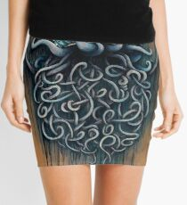 Hard Shelled Jellyfish  Mini Skirt