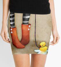 _rd Mini Skirt