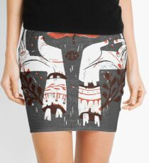 Severed Hands Mini Skirt