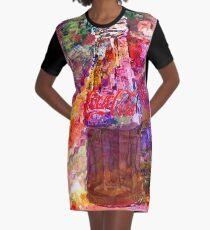 Vintage Coke ll Graphic T-Shirt Dress