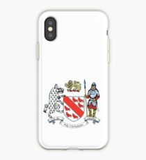 Coat of Arms of Dundalk, Ireland iPhone Case