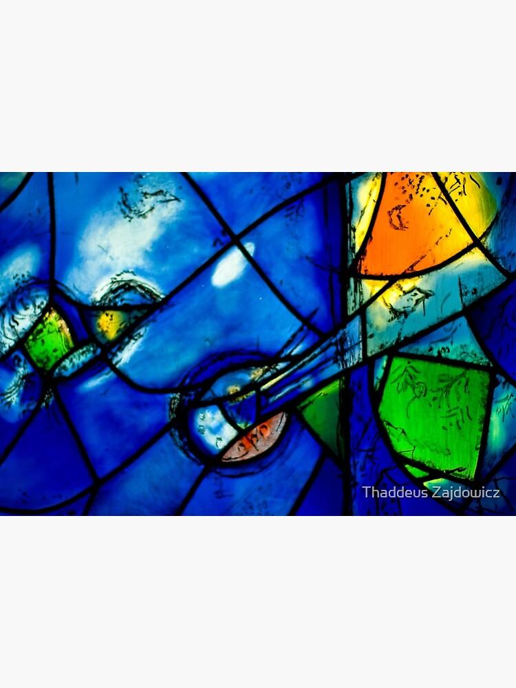 Chagall windows detail by thadz