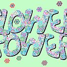 Floral Riot - Soft by Geckojoy