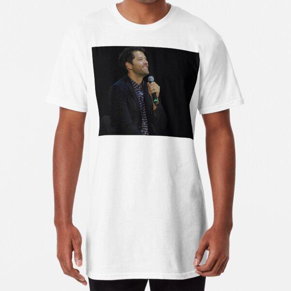 Misha Collins Long T-Shirt