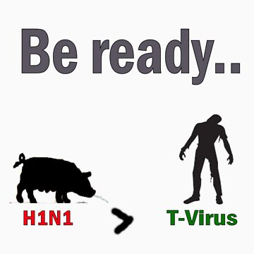 T-Virus is coming. by DamianL
