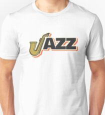 Jazz music 009 Unisex T-Shirt