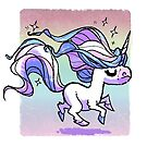 Pride Unicorn - Trans by spiffy-keen