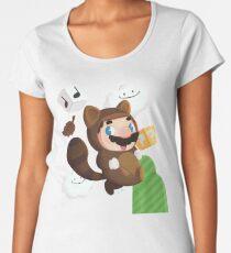 Tanooki  Women's Premium T-Shirt