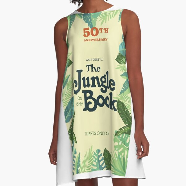 Jungle Book A-Line Dress