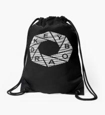 Keyboard Drawstring Bag