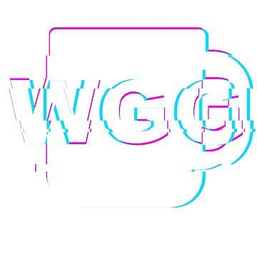 WGG Glitch Logo by jcl3042