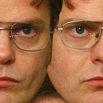 Dwight Schrute Collage by whermansehr