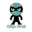 Earth Ninja by jitterfly